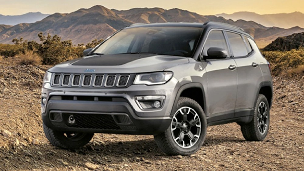 Jeep Compass longitude mod. 2021
