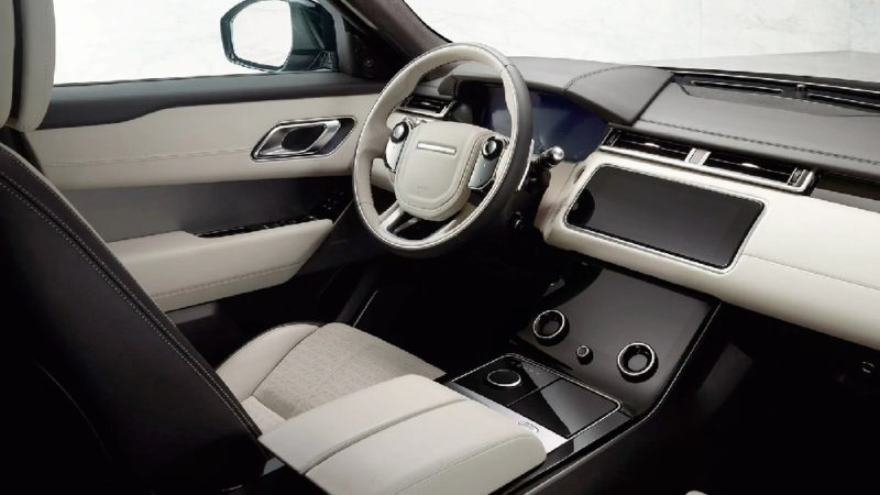 Land Rover Velar interni