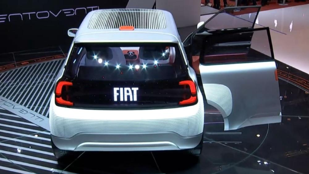 Fiat 120 concept car